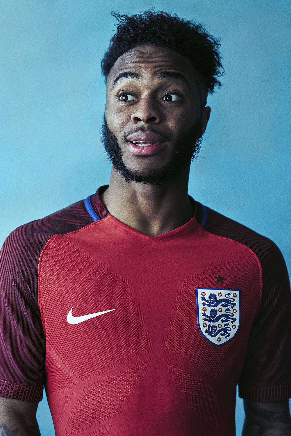 Soccerbible raheem sterling edd horder for The sterling